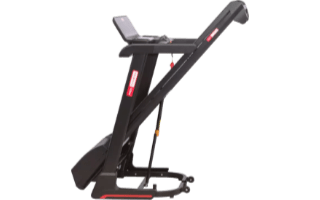 A third view of the Pro Fitness T2000 Treadmill