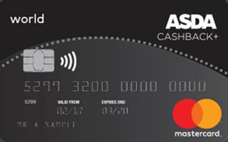 Asda Money Cashback Plus Credit Card Mastercard Review