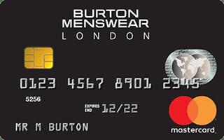 Burton credit card review