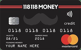 118 118 Money Guaranteed Rate Card