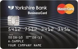 Yorkshire Bank Business credit card