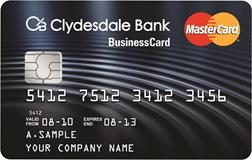 Clydesdale Bank Business Credit Card
