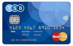 TSB Classic Credit Card Mastercard