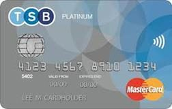 TSB Platinum Purchase Card review 2021
