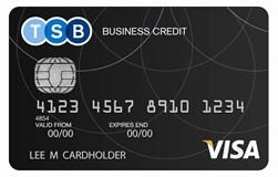 TSB Business Credit Card review