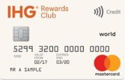 IHG Rewards Club Credit Card review 2021