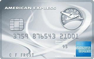 American Express AIR MILES Platinum Credit Card Review