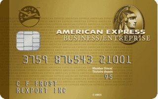 American Express AIR MILES Gold Business Card Review