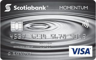 Scotia Momentum Visa Card Review