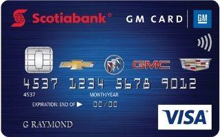 Scotiabank GM Visa Card Review