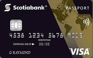 ScotiaGold Passport Visa Card Review