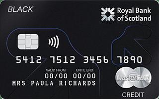 Rbs Reward Black Credit Card Review 2021 40 7 Rep Apr Finder Uk