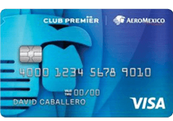 AeroMexico Visa® Secured Card