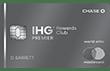 IHG® Rewards Club Premier Credit Card logo