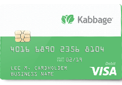 The Kabbage Card