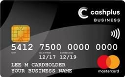 Cashplus Business Credit Card Mastercard