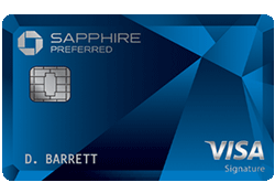 Chase Sapphire Preferred® Card