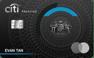 Citi Prestige Card Review