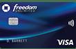 Chase Freedom Unlimited® logo