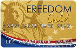 Freedom Gold Card review
