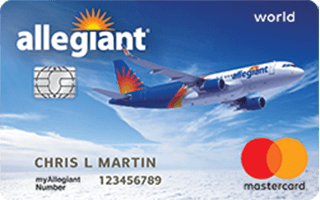 Allegiant World Mastercard® Credit Card review
