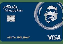 Alaska Airlines Visa Signature® Card