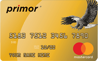 Green Dot primor® Mastercard® Gold Secured Credit Card review
