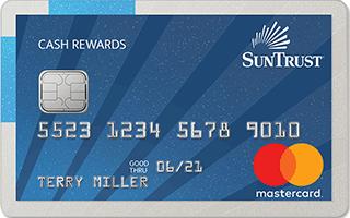 SunTrust Secured Credit Card with Cash Rewards review