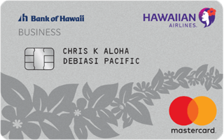 Hawaiian Airlines® Business Mastercard® review