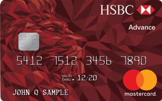 HSBC Advance Mastercard® credit card review