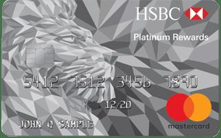 HSBC Platinum Mastercard® with Rewards Credit Card review