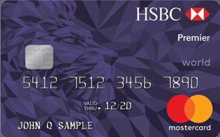 HSBC Premier World Mastercard® credit card review