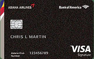 Review: Asiana Airlines Visa Signature® Credit Card