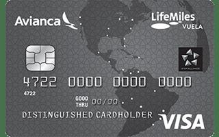 Avianca Vuela Visa® Card review