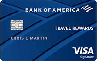 Bank of America® Travel Rewards for Students review