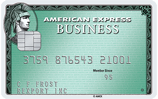 The Business Green Rewards Card from American Express review