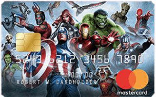 Marvel Mastercard® review