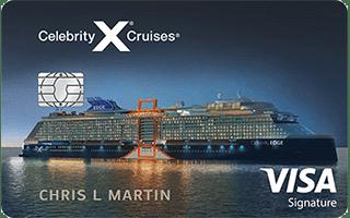 Celebrity Cruises® Visa Signature® Credit Card review