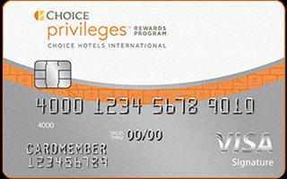 Choice Privileges® Visa Signature® Card review