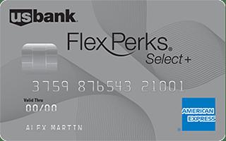 U.S. Bank Flexperks® Select+ American Express® Card review