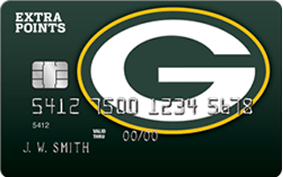 Review: NFL Extra Points Green Bay Packers credit card