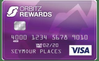 Orbitz Rewards® Visa Card review