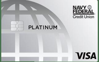 Navy Federal Platinum Credit Card review