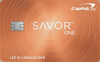 Capital One SavorOne Cash Rewards Credit Card review