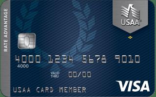 USAA® Rate Advantage Visa Platinum® Card review
