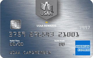 USAA® Rewards™ American Express® Card review