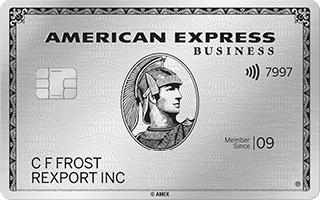 """Verslo platinos kortelė iš """"American Express"""""""