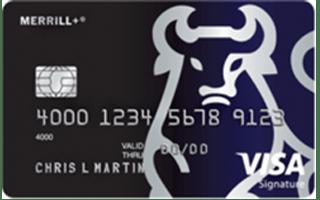 MERRILL+® Visa Signature® credit card review