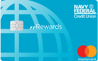 Navy Federal Credit Union nRewards® Secured Credit Card review