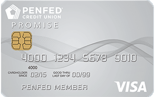 PenFed Promise Visa® Card review